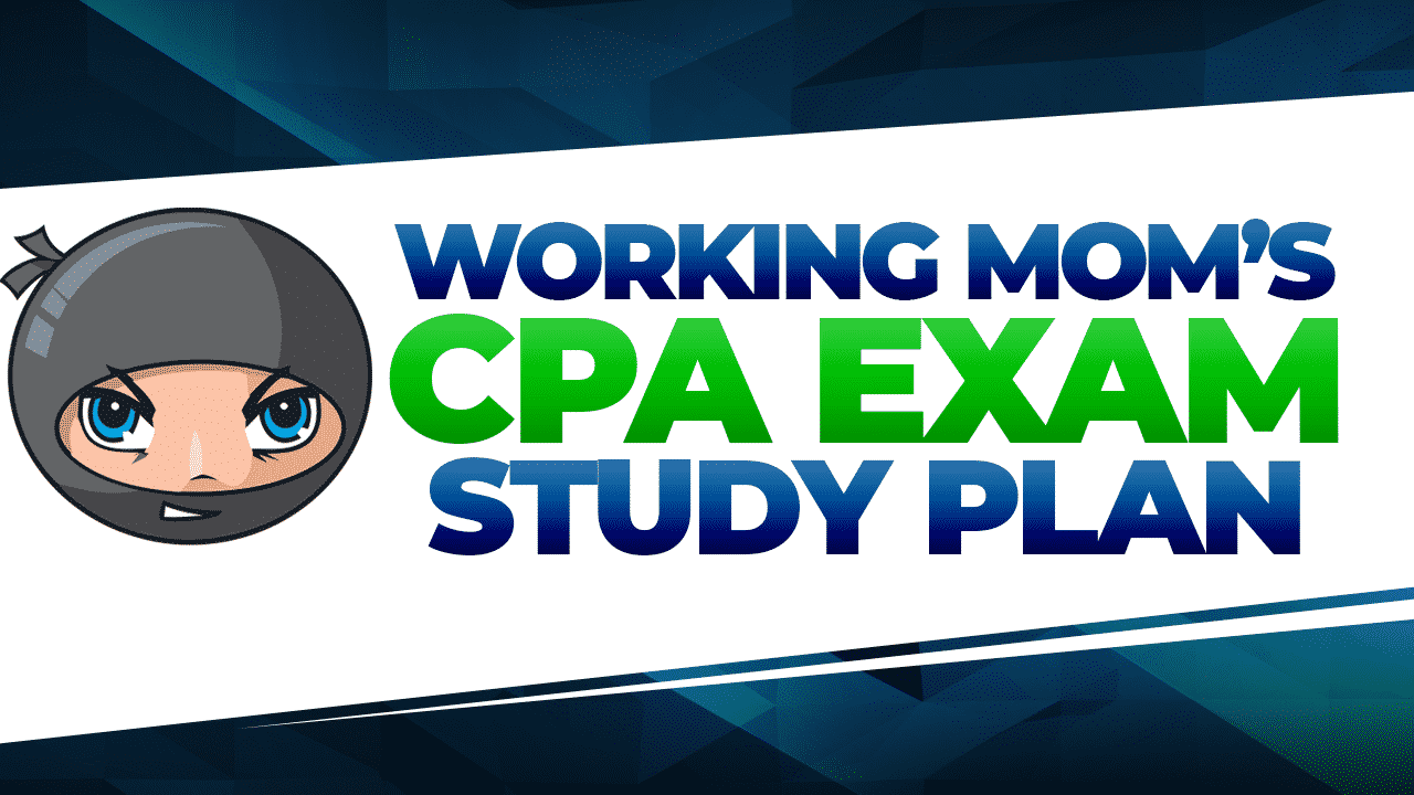 cpa exam working mother