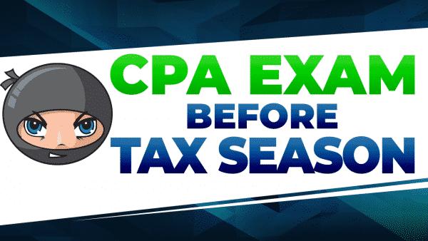 cpa exam tax season