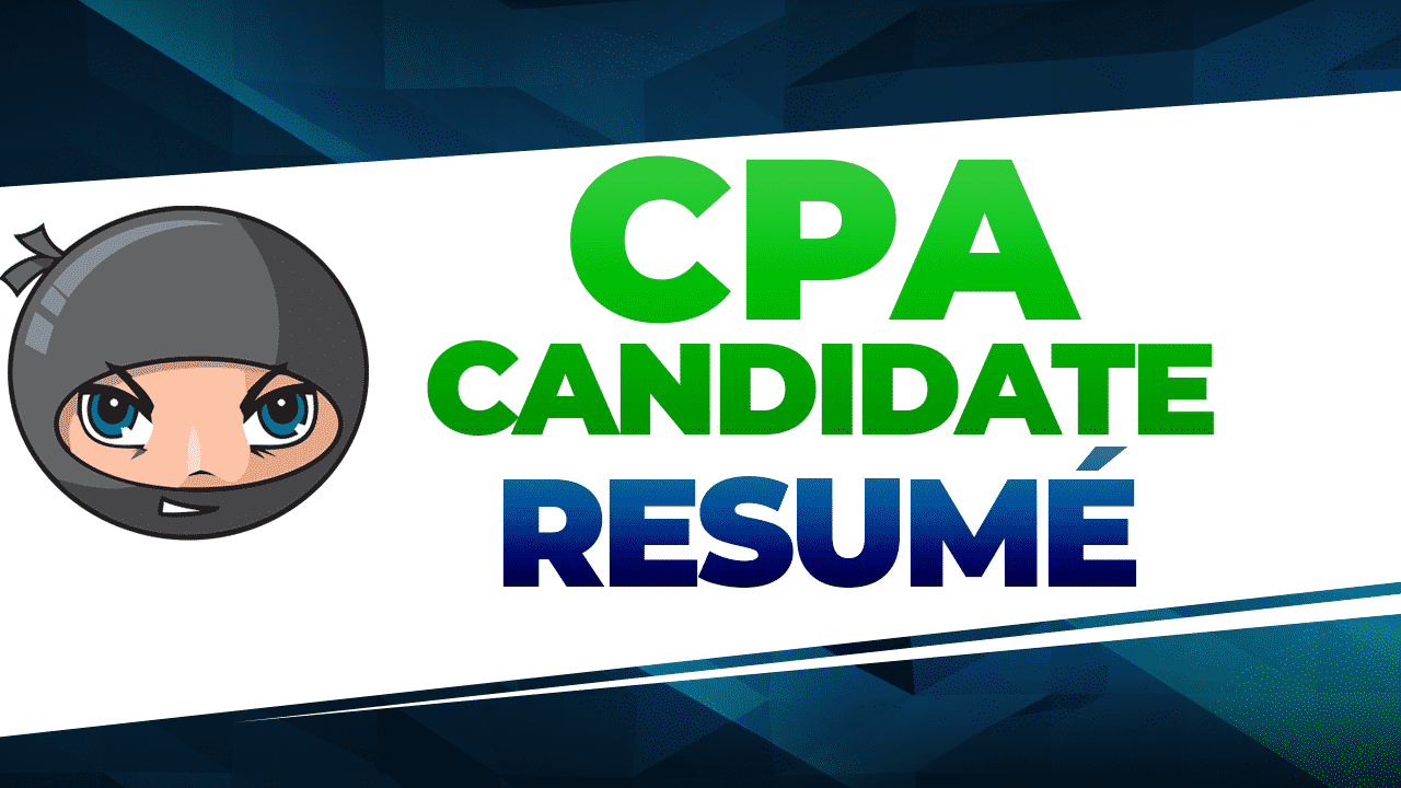 cpa candidate resum another71com