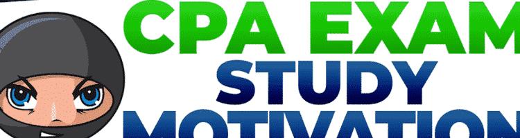 cpa exam study motivation