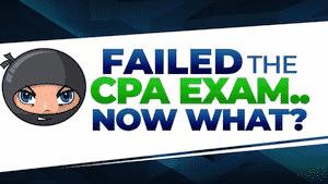 cpa exam fail