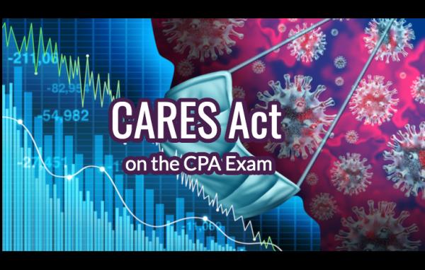 cares act cpa exam