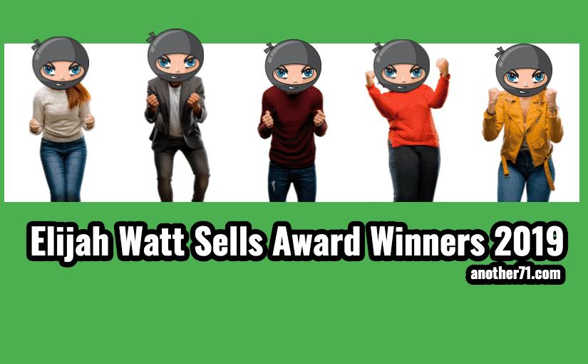 elijah watt sells award winners 2019