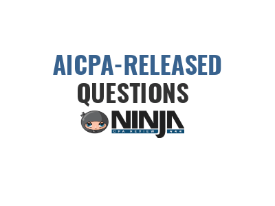 aicpa released questions