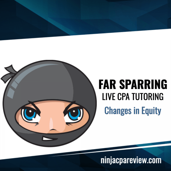 Changes in Equity