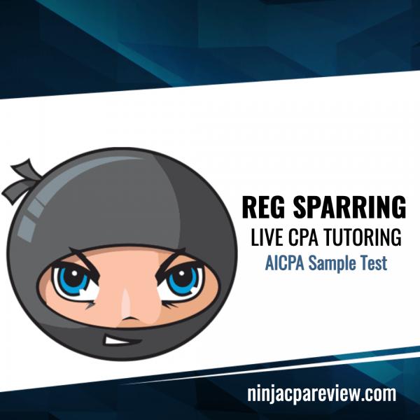 REG AICPA Sample Test