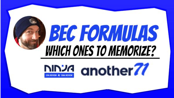 bec formulas