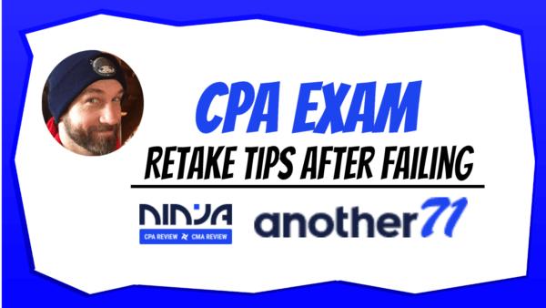 cpa exam retake