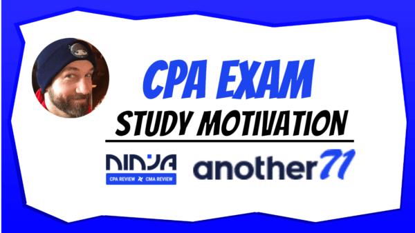 cpa exam motivation